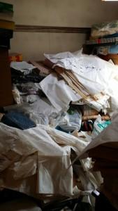 調布のごみ屋敷